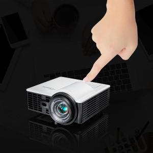 超小型 短焦点 LED モバイルプロジェクター Optoma オプトマ ML1050ST+S1J(WiFi/WXGA/長寿命/メモリー/HDMI/スピーカー)|ehome|12
