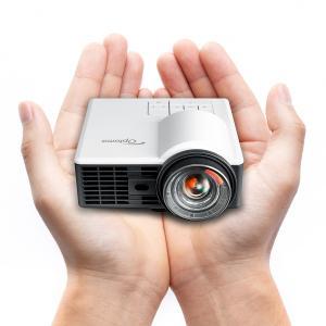 超小型 短焦点 LED モバイルプロジェクター Optoma オプトマ ML1050ST+S1J(WiFi/WXGA/長寿命/メモリー/HDMI/スピーカー)|ehome|14