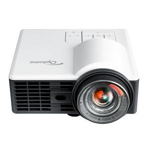 超小型 短焦点 LED モバイルプロジェクター Optoma オプトマ ML1050ST+S1J(WiFi/WXGA/長寿命/メモリー/HDMI/スピーカー)|ehome|04