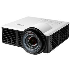 超 小型 短焦点 700lm LED プロジェクター Optoma オプトマ ML750STS1(WiFi/WXGA/長寿命/メモリー/HDMI/スピーカー)|ehome|02