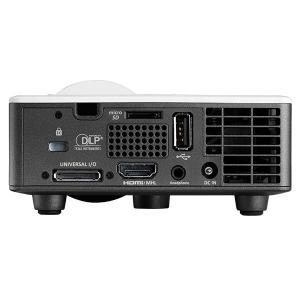 超 小型 短焦点 700lm LED プロジェクター Optoma オプトマ ML750STS1(WiFi/WXGA/長寿命/メモリー/HDMI/スピーカー)|ehome|03