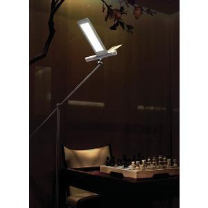 QisDesign(キスデザイン) LED照明 | Seagull Floor(シーガル・フロアランプ) BD10_F|ehome