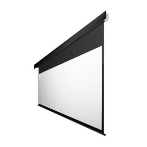 【ラスト2台・新品・ ピュアマットII】OS オーエス 80インチ 電動スクリーン SEP-080HM-MRK2/W2-WF201(黒/白パネル)|ehome