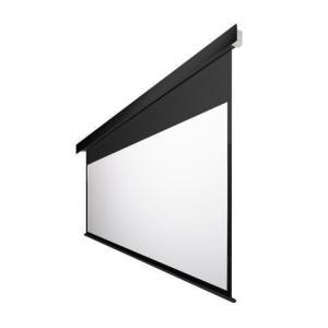 <超お買得>【ほぼ新品・1年保証(M57)】4K対応・OS オーエス120型電動スクリーン SEP-120HM-MRK3-WF302(黒パネル)|ehome