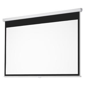 【安さと信頼】100インチ 手動 スクリーン OS オーエス SMC-100HM-1-WG|ehome