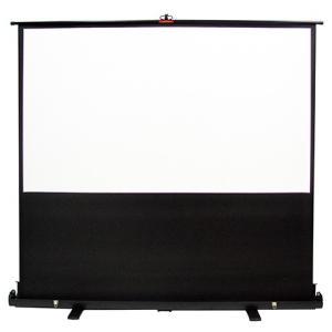 60インチ 自立型 プロジェクタースクリーン (マスク付) OS オーエス SMS-060HM-E1|ehome