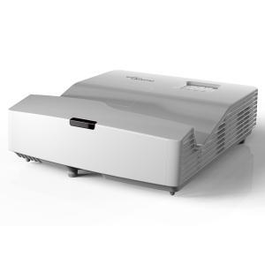 明るい4000ルーメン・超短焦点 WXGA DLPプロジェクター Optoma オプトマ W340UST|ehome