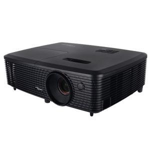 WXGA 3600lm DLPプロジェクター Optoma オプトマ W341(1280×800/3D対応/22000:1/HDMI/リモコン)|ehome