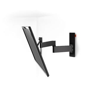 Vogel's ボーゲルズ 中型 32〜55型 テレビ取付金具 WALL2245(壁付・ダブルアーム 首振り180°回転)|ehome