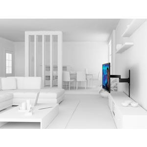 中型・大型 40 〜 65型  テレビ 壁掛け 金具 Vogel's ボーゲルズ WALL2345(壁付・ダブルアーム 首振り180°回転)|ehome