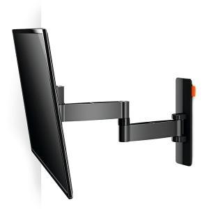小型・中型 19〜40型 テレビ取付金具 Vogel's ボーゲルズ WALL3145(壁付・ダブルアーム 首振り180°回転) ehome