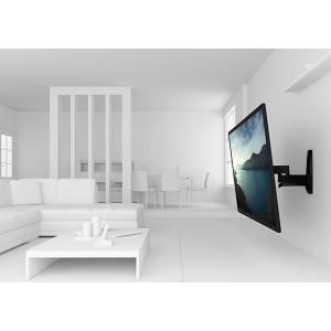 大型・超大型 55 〜 100型  テレビ 壁掛け 金具 Vogel's ボーゲルズ WALL3450(壁付・ダブルアーム 首振り120°回転)|ehome