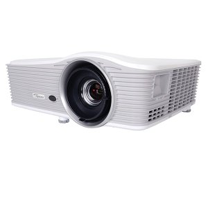 WUXGA 6000lm Optoma オプトマ  DLP プロジェクター WU515T(解像度1920x1200/1.8倍ズーム/上下左右レンズシフト/HDBaseT機能搭載)|ehome