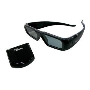 Optoma 3Dプロジェクター対応3Dメガネ ZF2300 と エミッター BC300 のセット(VESA 3D専用)|ehome
