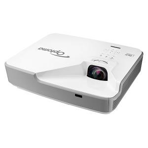 短焦点 WXGA Optoma オプトマ  レーザー DLP プロジェクター ZW310ST(1280×800/3D対応/3200ルーメン/コントラスト比 13000:1/HDMI/リモコン)|ehome
