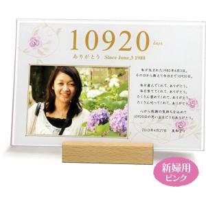 両親への手紙と思い出の写真を飾れる 化粧箱入れ「サンクスプレート 1個タイプ」お仕立て券|ehon-netcom