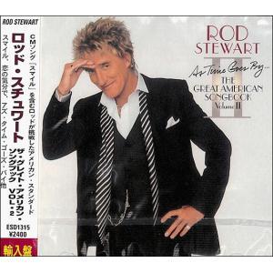 ロッド・スチュワート ザ・グレイト・アメリカン・ソングブック VOL.2 CD