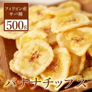バナナチップス 500g 送料無料 業務用 ドライフルーツ お試し セール グルメ おつまみ
