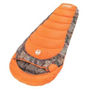 コールマン Coleman Mummy Sleeping Bag REALTREE XTRA 寝袋 新品 送料無料 eightloop