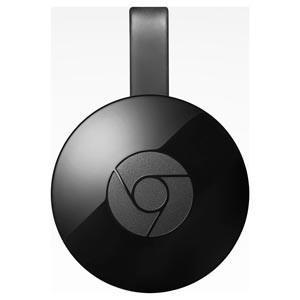 Google Chromecast クロームキャスト GA3A00133A16Z01 ブラック 新品 送料無料