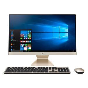 ASUS エイスース V241ICUK-I37100U Vivo AiO 23.8型ワイド Core i3-7100U メモリ 4GB HDD 500GB Windows 10 ブラック 新品 送料無料 eightloop