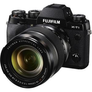 富士フイルム FUJIFILM デジタル一眼レフカメラ X-T1 XF18-135mm レンズキット ブラック 新品 送料無料|eightloop