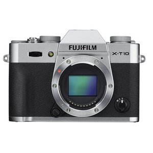 富士フイルム FUJIFILM X-T10 ボディ プレミアムミラーレスカメラ シルバー 新品 送料無料|eightloop