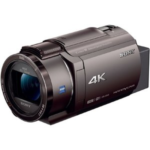 SONY ソニー FDR-AX40-TI デジタル4Kビデオカメラレコーダー ハンディカム ブロンズブラウン 新品 送料無料|eightloop