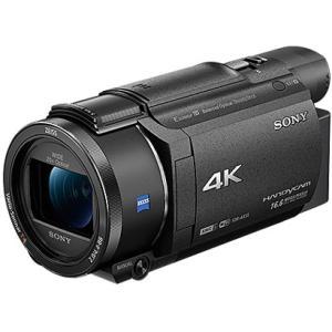 ソニー SONY FDR-AX55 BC デジタル4Kビデオカメラレコーダー ハンディカム EVF・マニュアルリング搭載 ブラック 新品 送料無料|eightloop