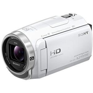 ソニー SONY HDR-CX675-WC デジタルHDビデオカメラレコーダー ハンディカム ホワイト 新品 送料無料|eightloop