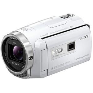 ソニー SONY デジタルHDビデオカメラレコーダー Handycam プロジェクター内蔵 HDR-PJ675 ホワイト 新品 送料無料|eightloop