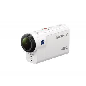 ソニー SONY ウエアラブルカメラ アクションカム 4K 空間光学ブレ補正搭載モデル FDR-X3000 新品 送料無料|eightloop