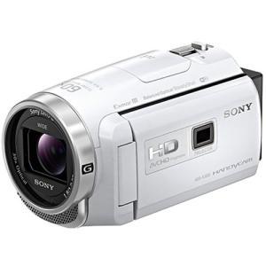 ソニー SONY HDR-PJ680 W デジタルHDビデオカメラレコーダー ハンディカム プロジェクター内蔵モデル ホワイト 新品 送料無料|eightloop