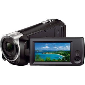 ソニー SONY HDR-CX470 B デジタルHDビデオカメラレコーダー ハンディカム ブラック 新品 送料無料|eightloop