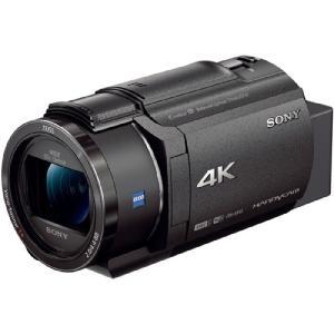 ソニー SONY FDR-AX45 B デジタル4Kビデオカメラレコーダー ハンディカム ブラック 新品 送料無料|eightloop