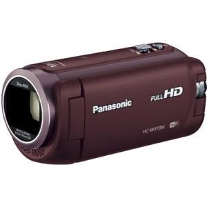 パナソニック Panasonic HC-W570M-T デジタルハイビジョンビデオカメラ メモリータイプ32GB 愛情サイズ ブラウン 新品 送料無料|eightloop
