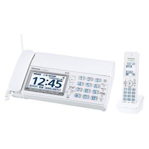 パナソニック Panasonic KX-PD600DL-W デジタルコードレス普通紙ファクス 子機1台タイプ ホワイト 新品 送料無料|eightloop