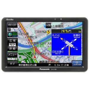 パナソニック Panasonic CN-G700D SSDポータブルカーナビ Gorilla 7V型 新品 送料無料|eightloop