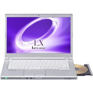 パナソニック Panasonic Let's note LX5 CF-LX5ADHVS 14型 Win10 モバイルノートPC 新品 送料無料