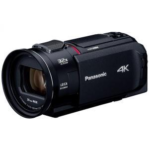 パナソニック Panasonic HC-WX1M-K デジタル4Kビデオカメラ 64GB内蔵メモリー ブラック 新品 送料無料|eightloop