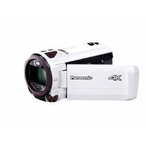 パナソニック Panasonic HC-VX990M-W [デジタル4Kビデオカメラ 64GB内蔵メモリー ホワイト 新品 送料無料|eightloop