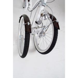 ミムゴ MG-CH243B 三輪自転車 24型 バスケット付 Bambina 新品 送料無料 メーカー倉庫より直送 納期10日前後|eightloop|05