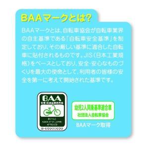 ミムゴ MG-CH243B 三輪自転車 24型 バスケット付 Bambina 新品 送料無料 メーカー倉庫より直送 納期10日前後|eightloop|08