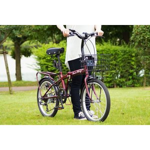 ミムゴ MG-CM206-OP 折りたたみ自転車 20型 Classic Mimugo FDB206S-OP 新品 送料無料 メーカー倉庫より直送|eightloop|14