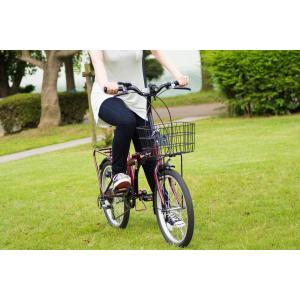 ミムゴ MG-CM206-OP 折りたたみ自転車 20型 Classic Mimugo FDB206S-OP 新品 送料無料 メーカー倉庫より直送|eightloop|15