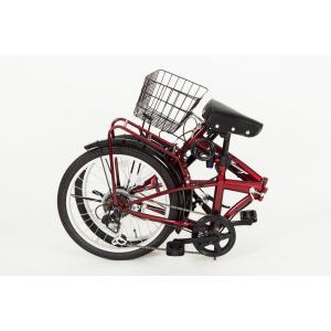 ミムゴ MG-CM206-OP 折りたたみ自転車 20型 Classic Mimugo FDB206S-OP 新品 送料無料 メーカー倉庫より直送|eightloop|10