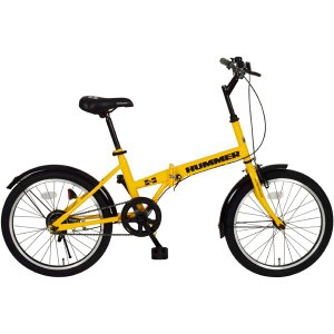 ミムゴ MIMUGO HUMMER ハマー MG-HM20R 折りたたみ自転車 20型 FDB20R 新品 送料無料 メーカー倉庫より直送|eightloop