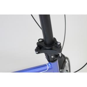 ミムゴ ACTIVE911 FDB206SF ノーパンク20インチ 折畳自転車 6段ギア ブルー MG-G206NF-BL 新品 送料無料 メーカー倉庫より直送|eightloop|12