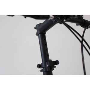 ミムゴ ACTIVE911 FDB206SF ノーパンク20インチ 折畳自転車 6段ギア ブルー MG-G206NF-BL 新品 送料無料 メーカー倉庫より直送|eightloop|03