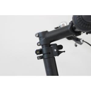 ミムゴ ACTIVE911 FDB206SF ノーパンク20インチ 折畳自転車 6段ギア ホワイト MG-G206NF-WH 新品 送料無料 メーカー倉庫より直送|eightloop|02